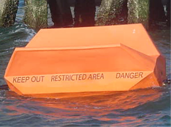 MARINE SECURITY BARRIER SYSTEM